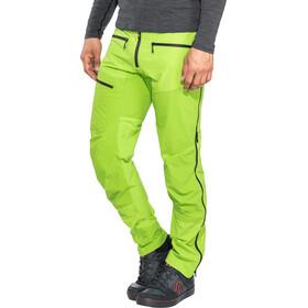 Norrøna Fjørå Flex1 Spodnie Mężczyźni, bamboo green